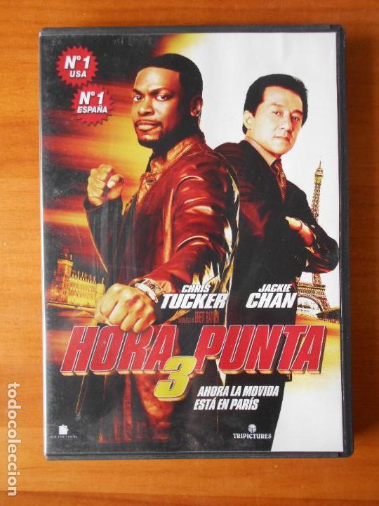 DVD HORA PUNTA 3 - CHRIS TUCKER - JACKIE CHAN (R6) (Cine - Películas - DVD)