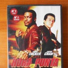 Cine: DVD HORA PUNTA 3 - CHRIS TUCKER - JACKIE CHAN (R6). Lote 86570408
