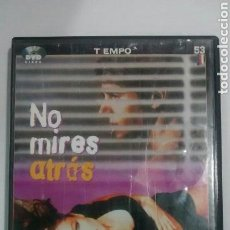 Cine: DVD NO MIRES ATRÁS. Lote 86587526