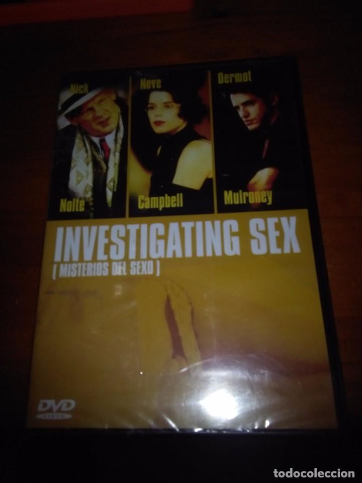 Investigating sex dvd