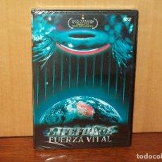 Cine: LIFEFORCE (FUERZA VITAL) -DIRIGIDA POR TOBE HOOPER -DVD NUEVO PRECINTADO. Lote 86633368