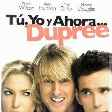 Cine: DVD TÚ,YO Y AHORA....DUPREE OWEN WILSON . Lote 86635432