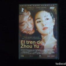 Cine: EL TREN DE ZHOU YU. Lote 86655420