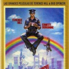 Cine: DVD EL SUPERPODEROSO TERENCE HILL (PRECINTADO). Lote 86664272