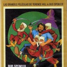 Cine: DVD ZAPATONES BUD SPENCER & TERENCE HILL ( PRECINTADO). Lote 86665312