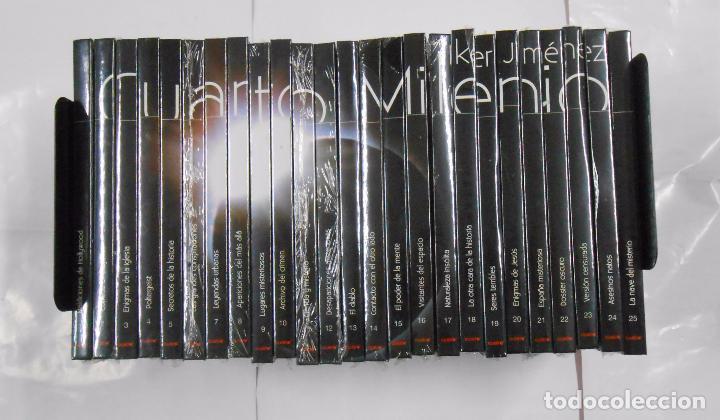 coleccion iker jimenez cuarto milenio. 25 libro - Kaufen Filme auf ...