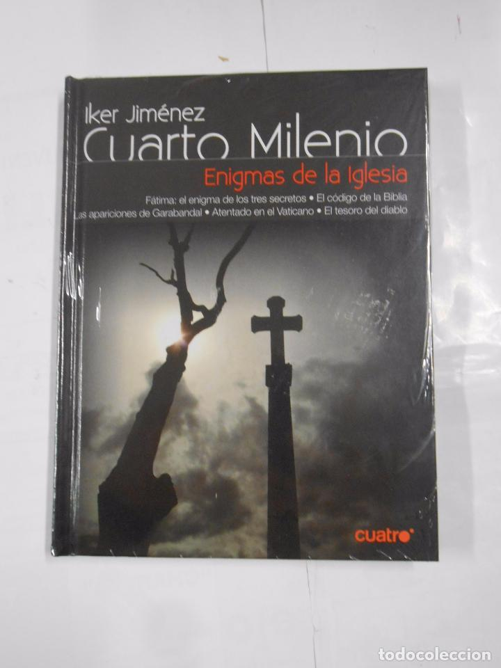coleccion iker jimenez cuarto milenio. 25 libro - Comprar Películas ...