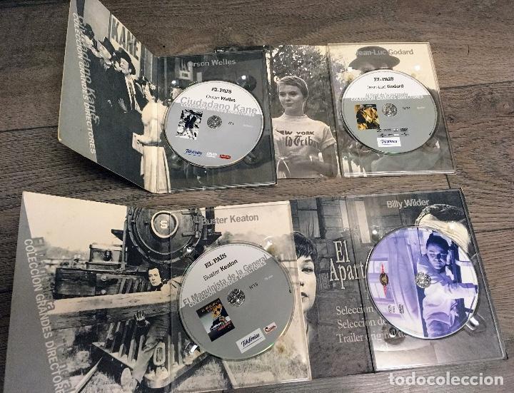 Cine: 4 dvd antiguos coleccion grandes directores - Foto 3 - 86684620