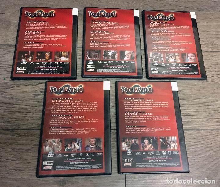 Cine: DVD ANTIGUOS PELÍCULAS CINE ROMANO - Foto 2 - 86684692
