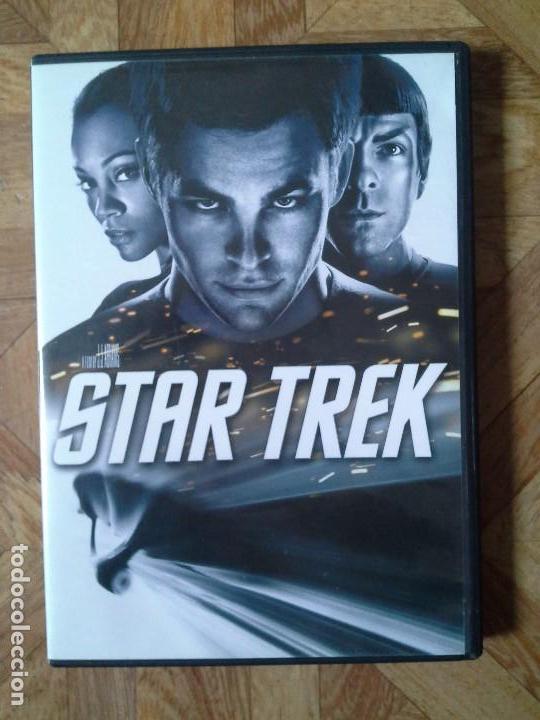 STAR TREK - J.J. ABRAMS (Cine - Películas - DVD)