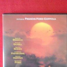Cine: DVD APOCALYPSE NOW REDUX APOCALIPSIS. FRANCIS FORD COPPOLA MARLON BRANDO MARTIN SHEEN. PRECINTADA. Lote 86696472