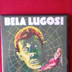 Cine: DVD LOS OJOS MISTERIOSOS DE LONDRES (THE DARK EYES OF LONDON). WALTER SUMMERS BELA LUGOSI. Lote 86696616