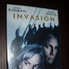 Cine: CINE PELICULA DVD INVASION. Lote 32952408