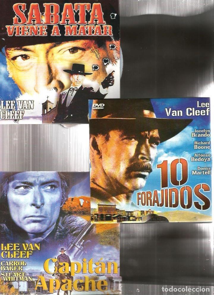 3 peliculas de western