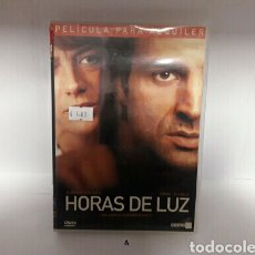 Cine: HORAS DE LUZ DVD . Lote 86962702