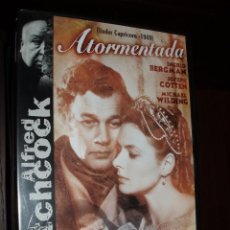 Cine: CINE CLASICO DVD PELICULA CLASICA ATORMENTADA.HITCHCOCK. Lote 87015892