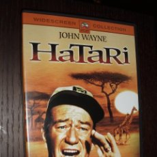 Cine: CINE CLASICO DVD PELICULA CLASICA HATARI. Lote 87015976