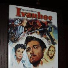 Cine: CINE DVD CLASICO IVANHOE. Lote 53342181