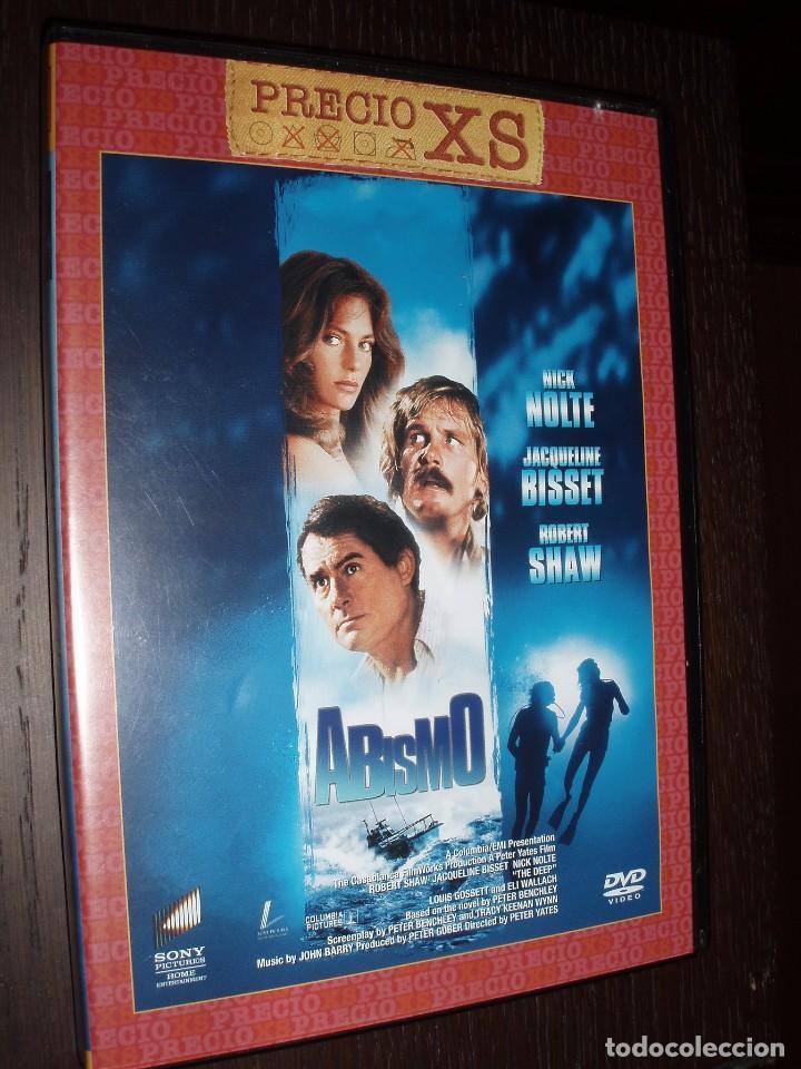 CINE CLASICO DVD PELICULA CLASICA ABISMO (Cine - Películas - DVD)