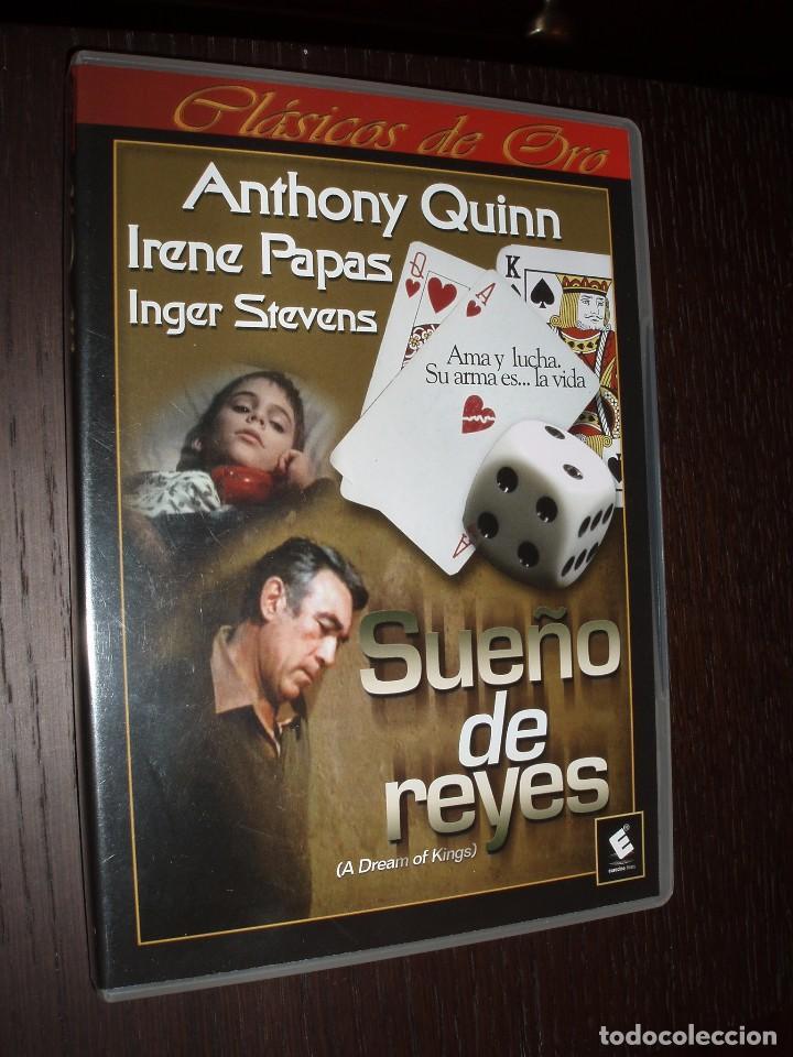 CINE CLASICO DVD PELICULA CLASICA SUEÑO DE REYES (Cine - Películas - DVD)