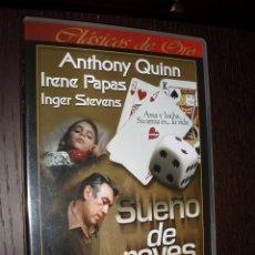 Cine: CINE CLASICO DVD PELICULA CLASICA SUEÑO DE REYES. Lote 87018984