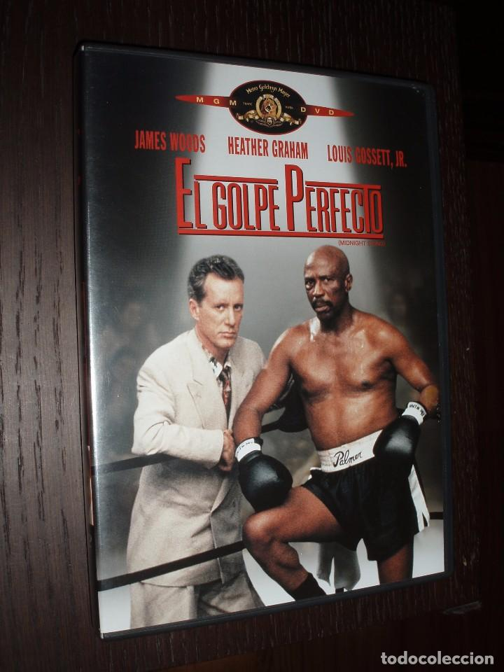 CINE CLASICO DVD PELICULA CLASICA EL GOLPE PERFECTO (Cine - Películas - DVD)