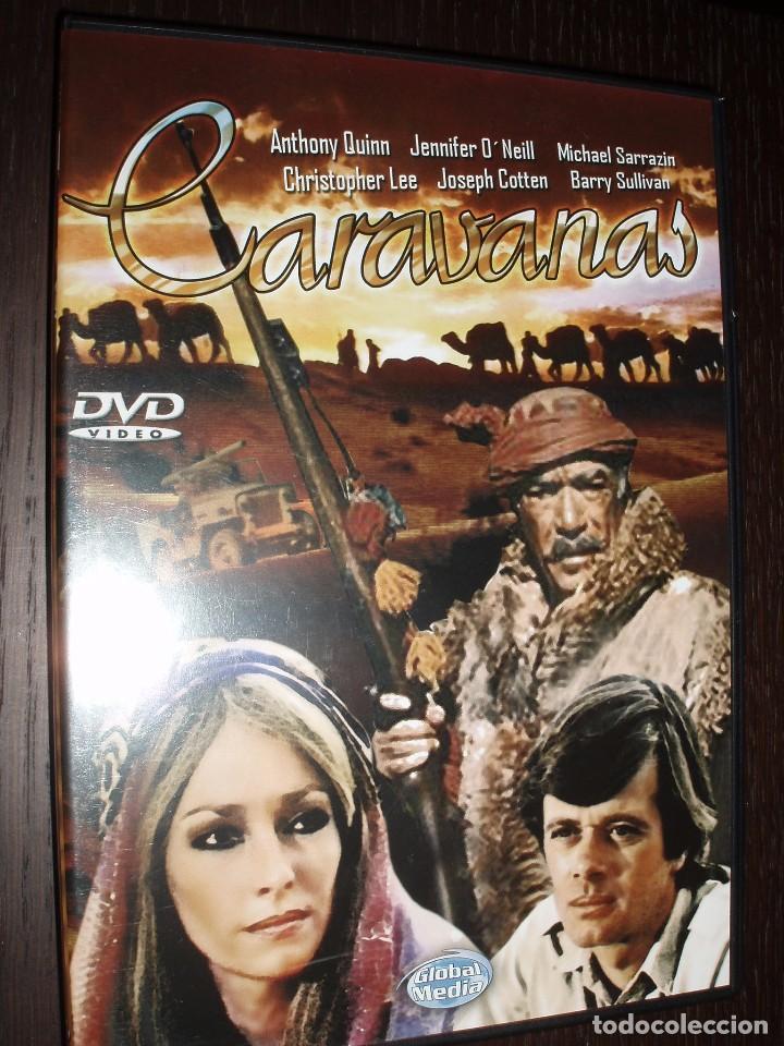 CINE CLASICO DVD PELICULA CLASICA CARAVANAS (Cine - Películas - DVD)