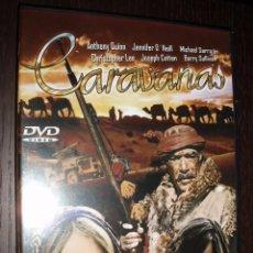 Cine: CINE CLASICO DVD PELICULA CLASICA CARAVANAS. Lote 87022588