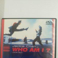 Cine: WHO AM I ?, ¿ QUIÉN SOY?, CON JACKIE CHAN, MICHELLE FERRE Y MIRAI YAMAMOTO.. Lote 118249648