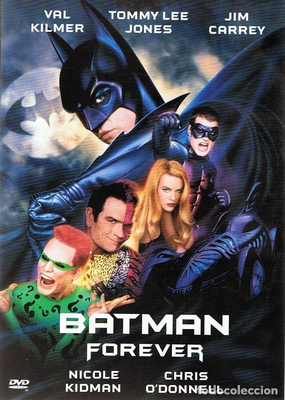 DVD BATMAN FOREVER VAL KILMER (Cine - Películas - DVD)