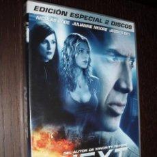 Cine: CINE DVD PELICULA NEXT,EDICION ESPECIAL 2 DISCOS. Lote 87081144
