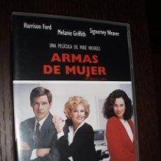 Cine: CINE DVD PELICULA ARMAS DE MUJER. Lote 87121996
