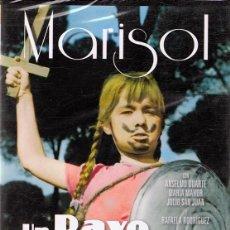 Cine: DVD UN RAYO DE LUZ MARISOL (PRECINTADO). Lote 87187648