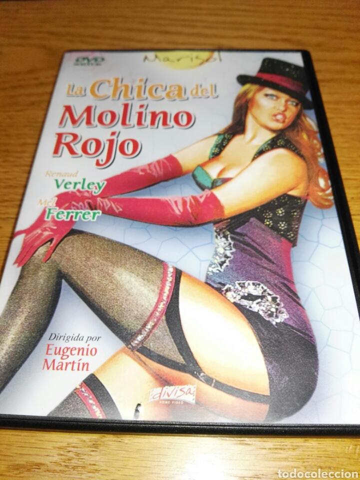 Cine: DVD LA CHICA DEL MOLINO ROJO -MARISOL-PRO. MANUEL GOYANES-CINE ESPAÑOL1973-DIVISA2010- - Foto 3 - 37054769