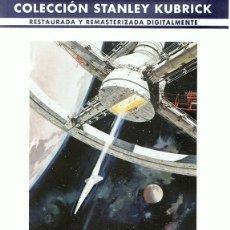 Cine: DVD 2001: UNA ODISEA DEL ESPACIO STANLEY KUBRICK . Lote 87242184