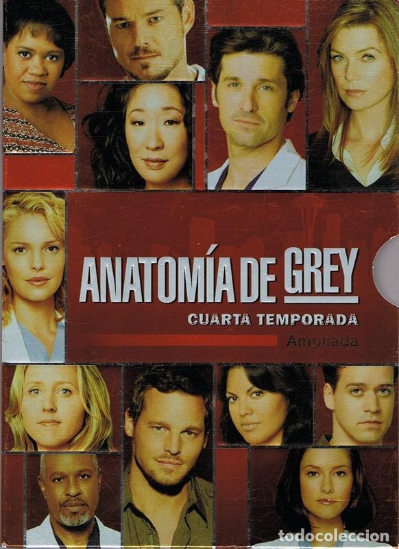 dvd anatomía de grey 4ª temporada ( 5 discos) - Kaufen Filme auf DVD ...