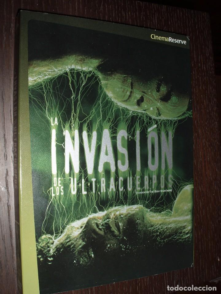 CINE DVD PELICULA LA INVASION DE LOS ULTRACUERPOS (Cine - Películas - DVD)
