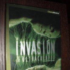 Cine: CINE DVD PELICULA LA INVASION DE LOS ULTRACUERPOS. Lote 87486940