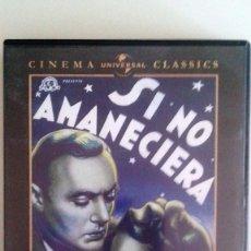 Cine: SI NO AMANECIERA - CHARLES BOYER/OLIVIA DE HAVILLAND. Lote 87531268