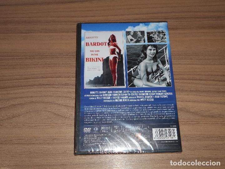 Cine: La CHICA del BIKINI DVD Brigitte Bardot NUEVA PRECINTADA - Foto 2 - 269215773