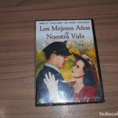 Cine: LOS MEJORES AÑOS DE NUESTRA VIDA DVD MYRNA LOY DANA ANDREWS TERESA WRIGHT NUEVA PRECINTADA. Lote 183995373