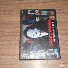 Cine: SCARY MOVIE 1 - 2 Y 3 TRILOGIA 3 DVD NUEVA PRECINTADA. Lote 98727336