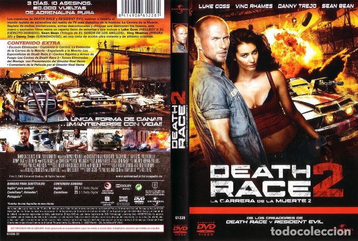 vacunación antepasado gusano  Death race 2 la carrera de la muerte 2 - Vendido en Venta Directa - 88150948