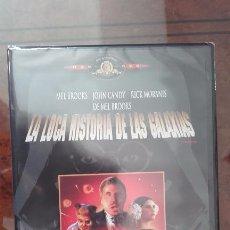 Cine: DVD LA LOCA HISTORIA DE LAS GALAXIAS (1987) - MEL BROOKS - DAPHNE ZUNIGA - RICK MORANIS. Lote 88192004