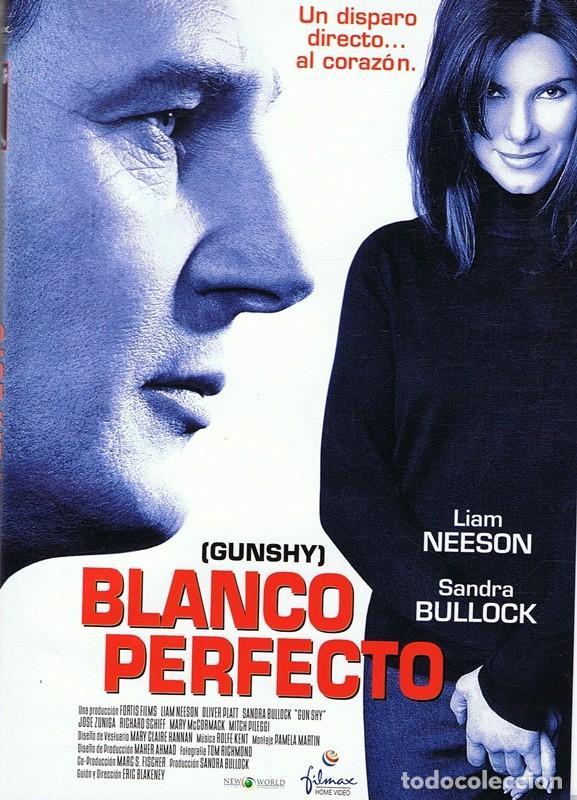 DVD BLANCO PERFECTO LIAM NEESON & SANDRA BULLOCK (Cine - Películas - DVD)