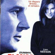 Cine: DVD BLANCO PERFECTO LIAM NEESON & SANDRA BULLOCK . Lote 88339880