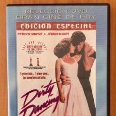 Cine: DIRTY DANCING DVD - PATRICK SWAYZE - JENNIFER GREY. Lote 88762096