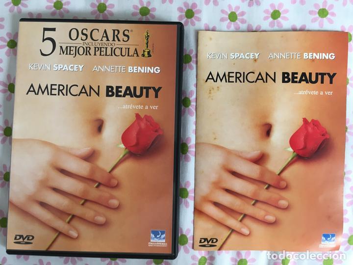 DVD AMERICAN BEAUTY (Cine - Películas - DVD)