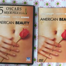 Cine: DVD AMERICAN BEAUTY. Lote 88771416