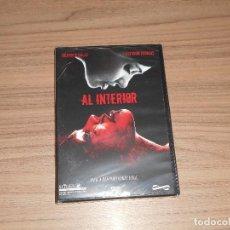 Cine: AL INTERIOR DVD TERROR NUEVA PRECINTADA. Lote 213645637